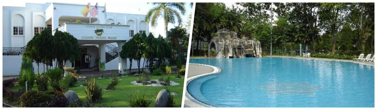 Swimming Lesson in Kajang