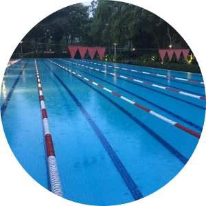 Desa park swimming lessons